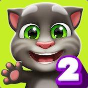 Скрин игры Мой говорящий Том 2