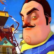Скрин игры Привет сосед альфа 5