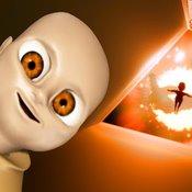 Скрин игры Ребенок из ада
