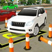 Скрин игры Кар паркинг симулятор