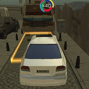 Скрин игры Кар паркинг в Турции