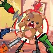 Скрин игры Мишка антистресс