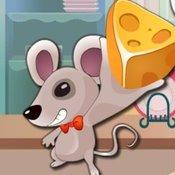Скрин игры Мышь, найди сыр