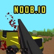 Скрин игры Нуб ио