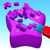 Скрин игры Резка мыла антистресс