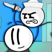 Скрин игры Стикмен: Побег из комплекса