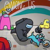 Скрин игры Амонг ас 2020