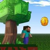 Скрин игры Майнкрафт для мальчиков 5 лет