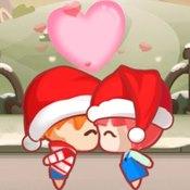 Скрин игры Новогоднее свидание