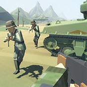 Скрин игры 3Д война