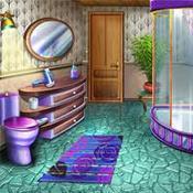 Скрин игры Дизайн ванной комнаты