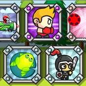 Скрин игры Битвы на 4 участника