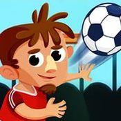 Скрин игры Футбол на 4