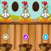 Скрин игры Куриный челлендж