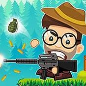 Скрин игры Стрелялка на 4 человека