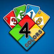 Скрин игры Уно на четверых