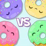 Скрин игры Время пончиков на 4