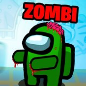 Скрин игры Зомби Амонг ас