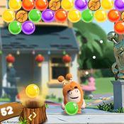 Скрин игры Меткий стрелок: Пузыри и Оддобики