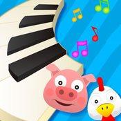 Скрин игры Музыкальная ферма