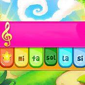 Скрин игры Пианино для детей