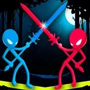 Скрин игры Стикмен против Стикмена
