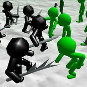 Скрин игры Стикмен: Стратегия