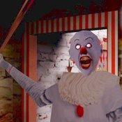 Скрин игры Страшный клоун