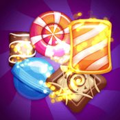 Скрин игры Стрелялка по конфетам