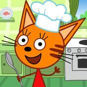 Скрин игры Три кота: Кулинарное шоу