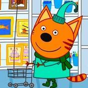 Скрин игры Три кота: Магазин