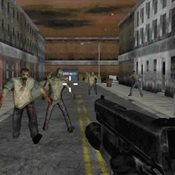 Скрин игры Хоррор: Город зомби