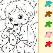 Скрин игры Малыш с собачкой