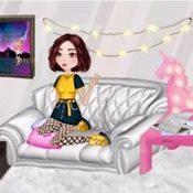 Скрин игры Мебель для дома Ава сити