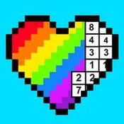 Скрин игры Раскраска по цифрам